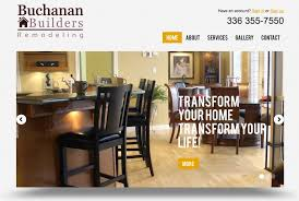 home renovation websites web design greensboro north carolina local search seo and web