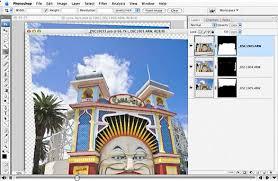 tutorial photoshop cs3 videos free photoshop cs3 video tutorial using smart filters in photoshop