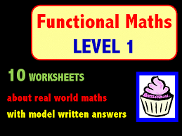functional maths level 1 by skillsheets teaching resources tes