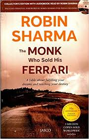 the monk who sold his review buy the monk who sold his with cd book at low