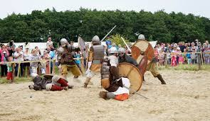 by the hammer of thor vikings descend on russia s kaliningrad