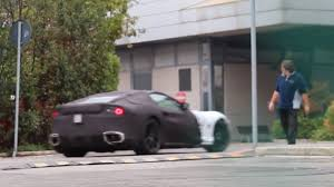 Ferrari F12 New - is this the ferrari f12 berlinetta u0027s replacement almost