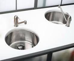 Give Your Kitchen Look Elegant With Putting In Under Mount Round - Round sinks kitchen