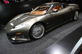 koenigsegg spyker spyker c8 preliator 201mph dutch supercar makes geneva debut evo