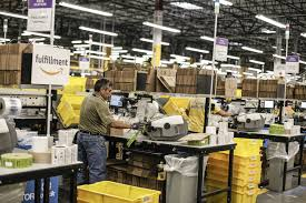 picked packed shipped amazon shows off shakopee distribution