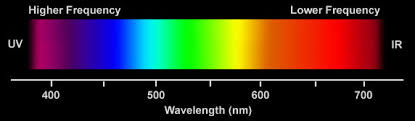 infrared and ultraviolet light vision faq