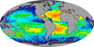 Red Sea On A World Map by A Measure Of Salt Image Of The Day