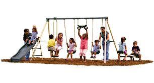 Best Backyard Swing Sets by Best Backyard Swing Sets For Kids Seekyt