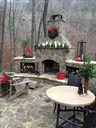 Backyard Fireplaces Ideas Best 25 Outdoor Fireplaces Ideas On Pinterest Outdoor Patios