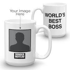 Office Coffee Mugs The Office World U0027s Best Boss Mug