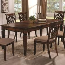 Wooden Dining Room Furniture Wood Rectangle Dining Tables That Seats 6 500