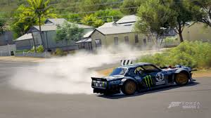 hoonigan mustang drifting forza horizon 3 hoonigan car pack review ar12gaming