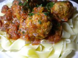 cuisiner boulette de viande boulettes de viande à l italienne les délices de mimm