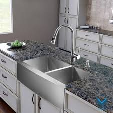 kitchen sink and faucet farmhouse sink faucet sets shop the best deals for nov 2017