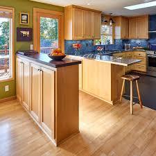 maple cabinet kitchen ideas a vibrant kitchen in corvallis powell construction