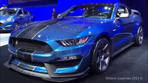 2015 Gt500 Specs 2017 Ford Shelby Mustang Gt350r At Cias 2015 Youtube