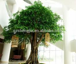 y07 large natual artificial banyan tree indoor and outdoor
