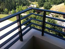 Banister Meaning Aluminum Flat Bar Deck Rail