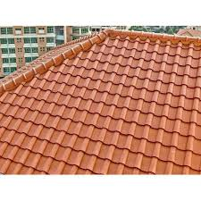 Cement Roof Tiles Asbestos Cement Ceramic Roof Tiles Rs 34 Thriloka Exports