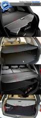 lexus rx300 cargo cover 02 06 honda crv cr v retractable black security rear cargo trunk