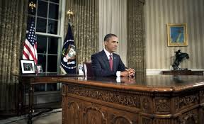 White House Oval Office Desk by The Oval Office Through The Years