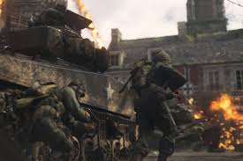 call of duty wwii beta raises level cap polygon