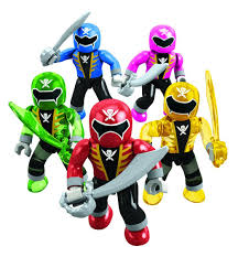 amazon mega bloks power rangers collectible figure pack toys