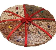 Fruit Gifts Dry Fruits Basket For Gifts Inr 800 Bangalore Fruits