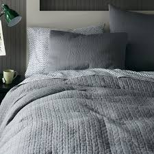 Where To Buy Cheap Duvet Covers Gray Bedding West Elm