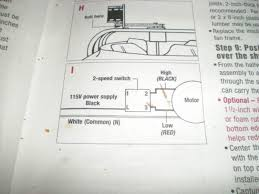master flow attic fan thermostat wiring diagram gallery diagram