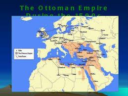 Ottoman Empire In Wwi Ottoman Empire To Wwi