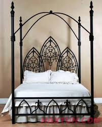 full size canopy bed frame white wooden twin size daybed with