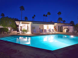 Mid Century Houses by Palm Springs Midcentury Modern Vacation Home Rentals