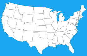 Blank Map Of Spain by Blank Map Of Mainland Usa By Dinospain On Deviantart