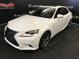 lexus white 2016 used 2016 lexus is 350 4 door car in edmonton ab ld13294a
