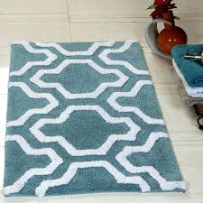 Cotton Bathroom Rugs Bathroom Gorgeous Bathroom Rug Sets Using White Colored On