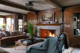 17 beautiful rustic living area interior designs for your mountain