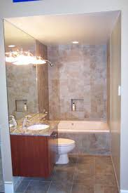 Small Modern Bathrooms Ideas Delighful Small Modern Bathroom With Tub Best 25 Shower Combo