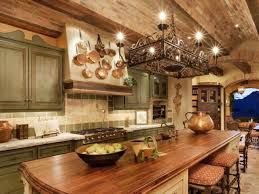 tuscan decor above kitchen cabinets tuscan style kitchen