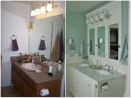 ideas for a bathroom makeover remodelaholic rustic bathroom makeover with board and batten