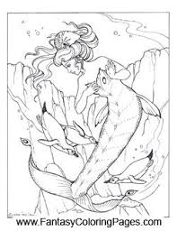 beautiful mermaid coloring pages 60 best mermaids images on pinterest coloring books drawings