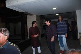 Bollywood Stars Attend Aamir Khan U0027s Dinner Party At His Home