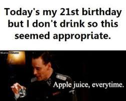 21 Birthday Meme - 21st birthday jokes kappit