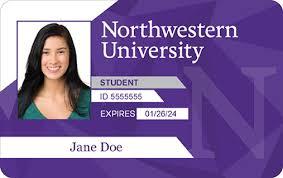 How To Make Employee Id Cards - wildcard northwestern university