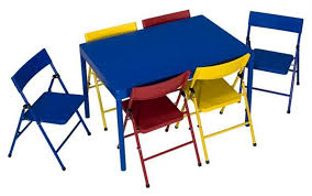 Folding Childrens Table And Chairs Best Childs Folding Table And Chair Folding Tables And Chairs