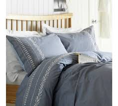 Chambray Duvet Buy Heart Of House Aldeburgh Chambray Bedding Set Double At