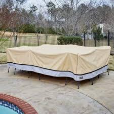 Patio Table Cover Rectangular Xl Rectangular Patio Set Cover Garden Outdoor