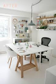 Room Office 85 Best Offices Craft Spaces Images On Pinterest Office Spaces