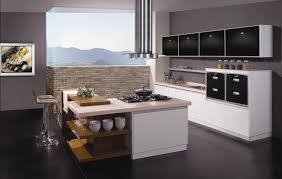 sleek modular kitchen divine patio style in sleek modular kitchen