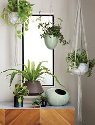 modern hanging planters macramé a hippie art form becomes hip again